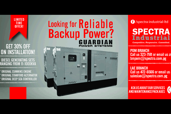 Guardian Gensets